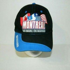 2007 Nascar Busch Montreal Quebec Snapback Hat
